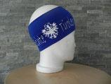 Echte Tirolerin royalblau/weiß