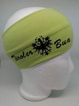 Stirnband Tiroler Bua kiwigrün