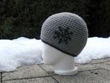 Schneestern grau