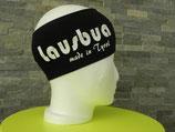 Lausbua schwarz/weiss
