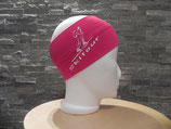 Skitour pink/weiß