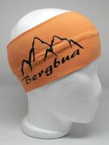 Bergbua orange/schwarz