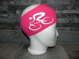 Roadbike pink/weiß
