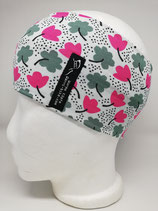 Flower and Dots - Tencel Modal Jersey