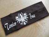 Tiroler Bua Adler braun/weiss