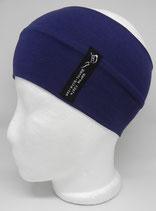 Headband UnendlichBerge dunkelblau