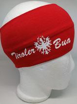 Stirnband Tiroler Bua rot