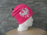 Adler pink/weiß