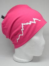 Berg pink/weiß