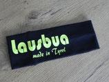 Lausbua made in Tyrol schwarz
