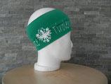 Echte Tirolerin smaragd/weiß