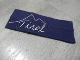 Tiroler Berg Baby dunkelblau weiß