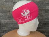 Hoamat pink/weiss
