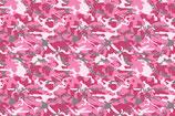 MNM Camouflage weiß/pink