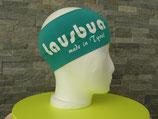 Lausbua türkis/weiss