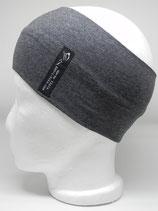 Headband UnendlichBerge dunkelgrau