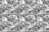 MNM Camouflage weiß/grau
