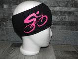 Roadbike schwarz/pink