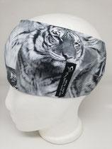 Tiger schwarz weiß