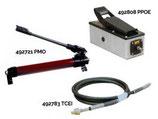 hydraulische handpomp/Slang/Voetpomp