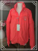 Nieuw: Neon-roze jas van CarsJeans- Maat 176