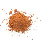Seifenpigment Orange (Eisenoxid)