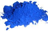 Lebensmittelfarbe Blau, Pulver