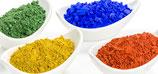 Lebensmittelfarbe pulverform