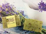 Olivenseife mit Lorbeeröl-Lavendel (95g)