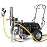 Pompe hydraulique à enduit de lissage