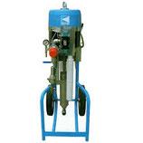 Pompe pneumatique pour produits épais