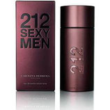 Perfume Carolina Herrera 212 Sexy Men CABALLERO
