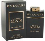 Perfume Bvlgari Man In Black Bvlgari 100ml CABALLERO