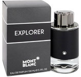 Perfume Explorer by Mont Blanc 100ml CAB