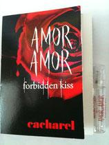 Muestra Amor Amor Forbidden Kiss DAM