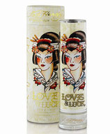 LOVE AND LUCK DAM BY ED HARDY