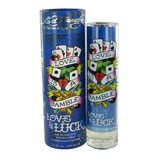 Perfume Love and Luck Ed Hardy CAB