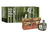 Set de Perfume Diesel Only the Brave Wild 125ml con Cosmetiquera CAB