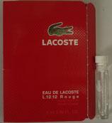 Muestra L.12.12 Rouge Lacoste CAB