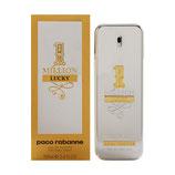 Perfume Paco Rabanne One Million Lucky 100ml CABALLERO