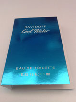 Muestra Cool Water Davidoff CAB