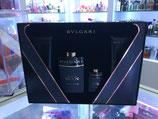 Set de Perfume Bvlgari Man In Black Bvlgari (Estuche) 4 Piezas  CAB