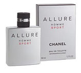 Perfume Chanel Allure Homme Sport 150ml CABALLERO