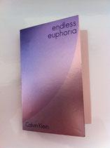 Muestra Euphoria Endless Calvin Klein DAM