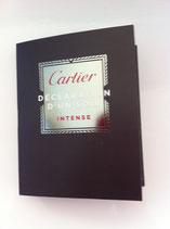 Muestra Declaration D'Un Soir Intense Cartier CAB