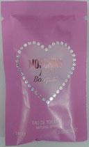 Muestra Pink Bouquet Moschino DAM