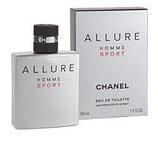 Perfume Chanel Allure Homme Sport 100ml CABALLERO