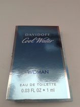 Muestra Cool Water Davidoff DAM
