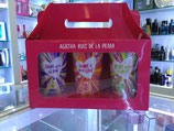 Set de Perfume Smoothi Agatha Ruiz de la Prada (Incluye 3 Fragancias de 80ml C/U)
