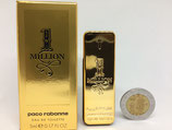 Miniatura de perfume One Million Paco Rabanne 5ML CABALLERO